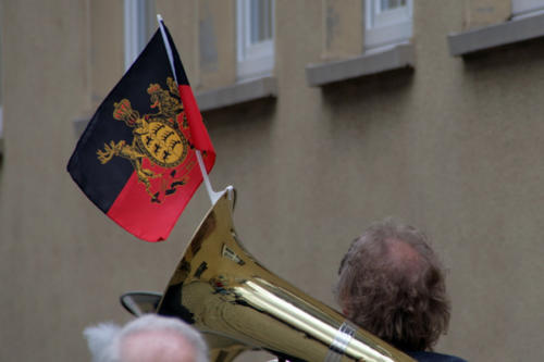 Landesmusikfest in Metzingen am 16. Mai 2010