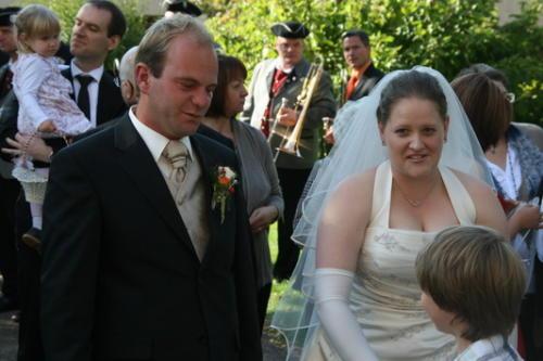Hochzeit Silke & Steffen am 24.September 2011