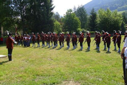 Ausflug nach Schwarzach vom 20.-22.Mai 2011