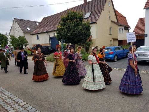 Stadtjubilaeum Weilheim am 07.07.2019 - 05