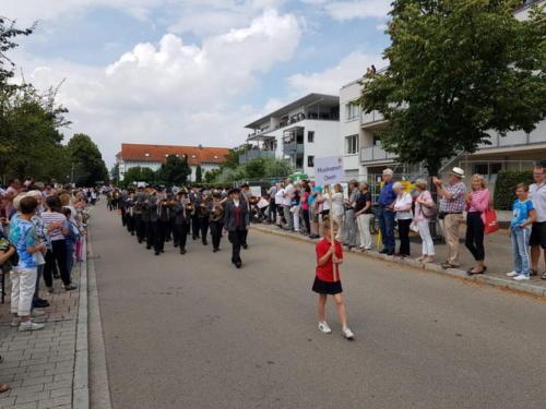 Stadtjubilaeum Weilheim am 07.07.2019 - 07