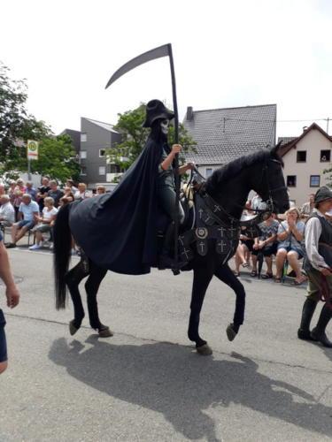 Stadtjubilaeum Weilheim am 07.07.2019 - 15